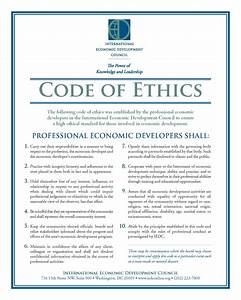 personal code of ethics template wwwpixsharkcom With company code of ethics template
