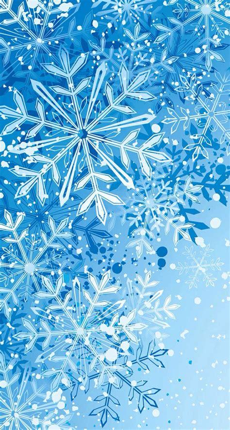 Wallpaper Snowflakes by Snowflake Wallpaper Snowflake Wallpaper Winter