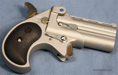 Cobra Derringer 2 Shot Single Action Pistol 38 For Sale
