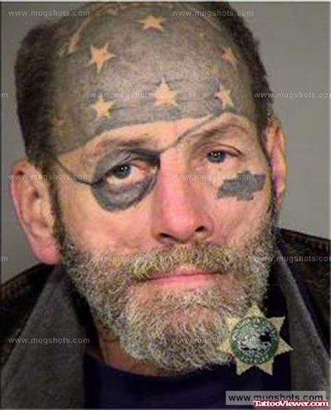 stars  chevrolet face tattoo  men tattoo viewercom