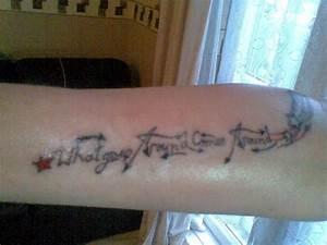 What Goes Around Comes Around Tattoo | www.pixshark.com ...