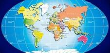 Printable World Map and More Maps