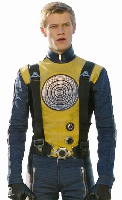 Lucas Till Havok Class Xmen Transparent Marvel