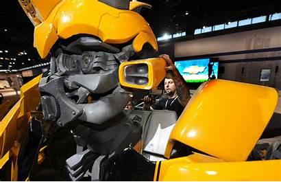 Autobots Wallpapers Camaro Bumblebee Transformers Autobot Chevrolet