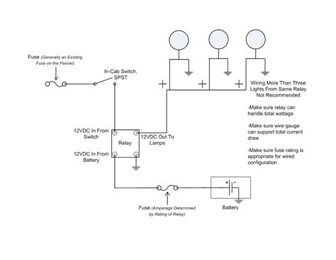 road light wiring diagram jeep heaven jeep mods