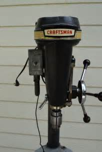 1950 s vintage sears craftsman 150 floor drill press stand