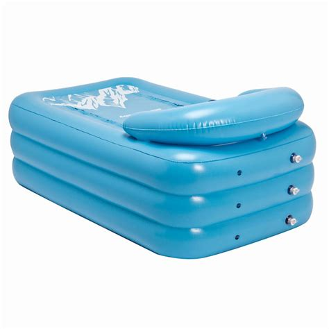 aliexpress com buy baby safety inflatable bathtub adult