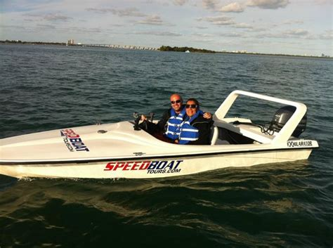 Speed Boat Tours speedboat tour picture of speedboat tours miami