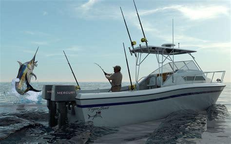 Australian Sport Fishing Boats by Grady White Sport Fishing Boat 3d Model Max Obj 3ds Fbx