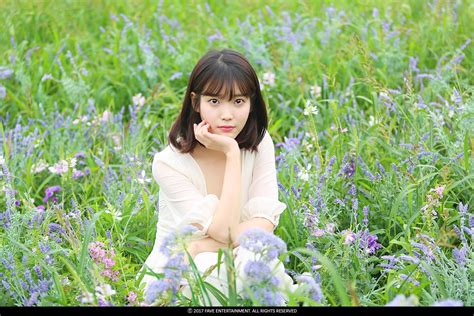 Lee Ji Eun Iu Projects Stoic Mood In Newly Released
