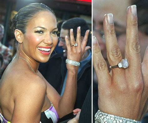 15 most expensive celeb engagement wedding rings photos