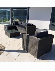 Lounge Set Rattan : rattan lounge set zanzibar die super komfortable lounge ~ Whattoseeinmadrid.com Haus und Dekorationen