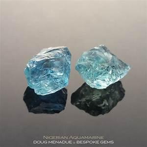 Bespoke Gems - Gem Rough - Aquamarine