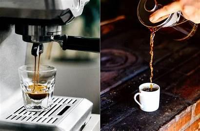 Espresso Press French Coffee Steep Guide Steam