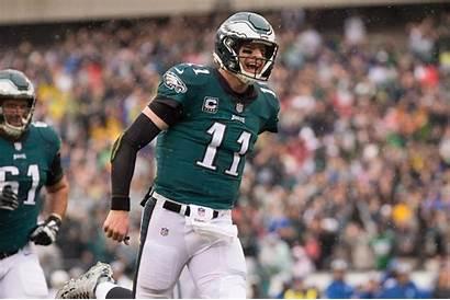 Wentz Carson Philadelphia Eagles Blame Birds Mishaps
