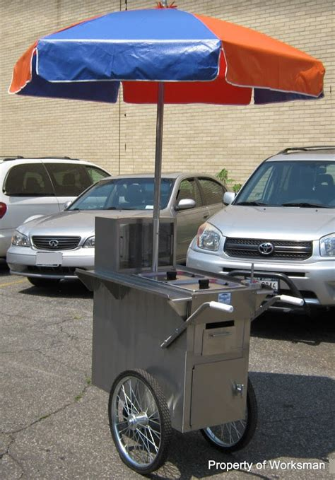 buy cart   hot dog vending cart worksman cycles