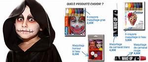 Maquillage Halloween Garcon : d guisement et maquillage carnaval maquillage carnaval ~ Melissatoandfro.com Idées de Décoration