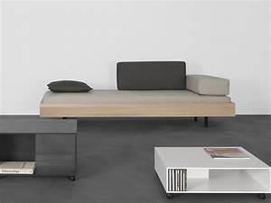 Bett Und Sofa : sofa bett aus massivem holz iku by sanktjohanser design matthias hubert sanktjohanser ~ Markanthonyermac.com Haus und Dekorationen