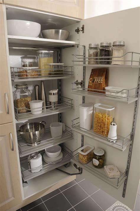 la cuisine du placard 20 idées et astuces pour votre aménagement placard