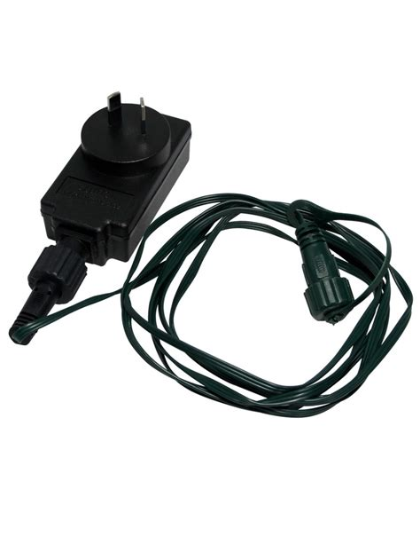 replacement transformer plug for christmas lights