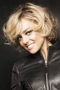 Carré Court Frisé : top du meilleur meilleures coiffure femme tendance 2012 2013 ~ Melissatoandfro.com Idées de Décoration