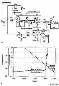 Active Filter  - Filter Circuit - Basic Circuit