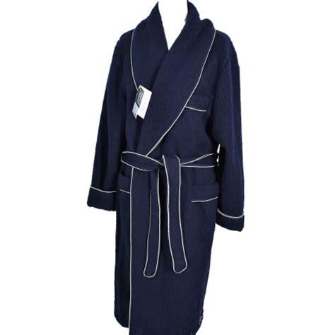 robe de chambre pyrenees robe de chambre homme des pyrenees marine en stock
