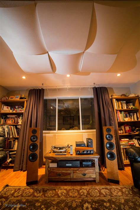 Sound Dening Curtains Canada by Helping A Canadian Audiophile Analyze And Improve His Room