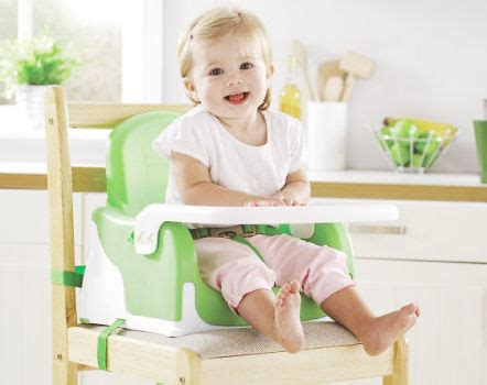 Best Booster Seats For Eating At A Table  Mama Union