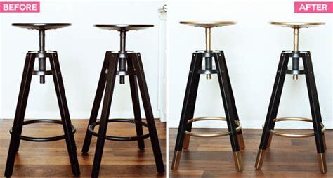 ikea bar stool hack diy dalfred ikea bar stools makeover ikea hack melodrama