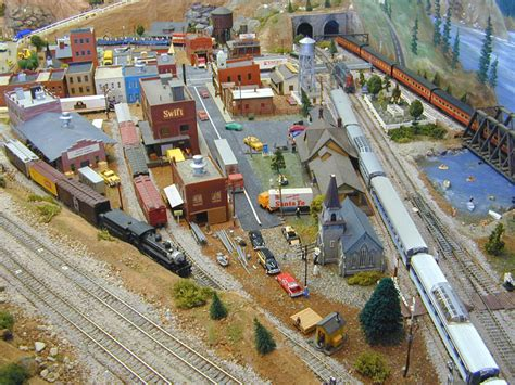 model layouts ho train layouts part 2