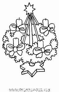 Bougie De Noel Dessin : coloriage bougies de noel gratuit 9092 noel ~ Voncanada.com Idées de Décoration