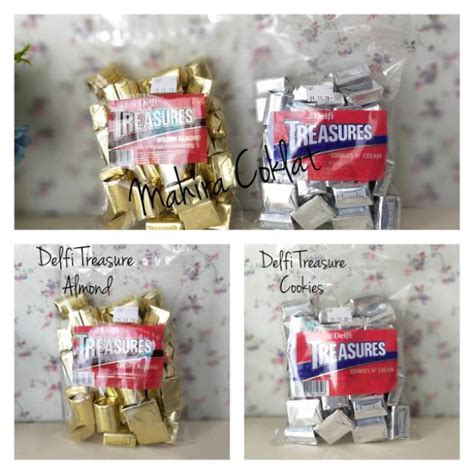 coklat delfi treasure gr shopee indonesia