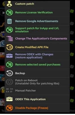 Modified Apk With Lucky Patcher by Lucky Patcher Apk 8 2 4 Apk Mod For Android
