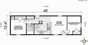 3 Bedroom Single Wide Mobile Home Floor Plans Beautiful ...