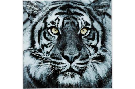 conforama fauteuil de bureau tableau tigre en verre tableau animaux pas cher