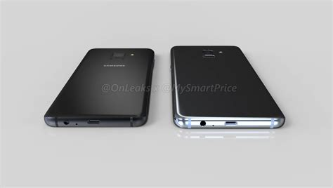 updated look at the design of samsung galaxy a5 2018 and galaxy a7 2018