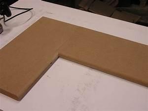 Plan De Travail D Angle : comment assembler deux plans de travail pour votre cuisine ~ Dallasstarsshop.com Idées de Décoration
