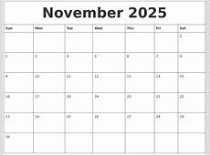 December 2025 Blank Calendar