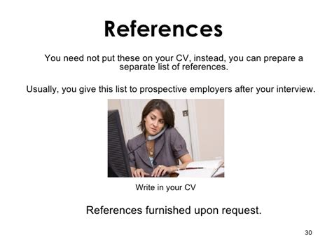 Should You Always Put References On A Resume by Cv Writing Workshop
