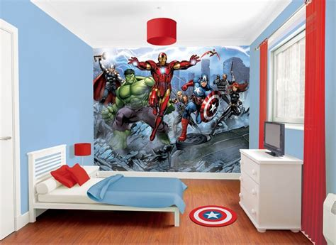 + Best Ideas About Avengers Boys Rooms On Pinterest