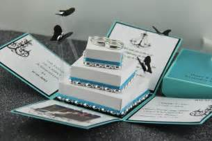boxed wedding invitations jinky 39 s crafts designs december 2012
