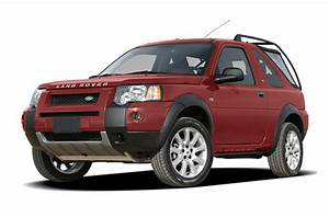 2005 Land Rover Freelander Expert Reviews  Specs And