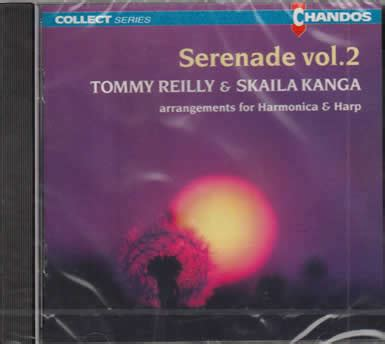 Serenade, Vol 2 Harp Cd By Kangareilly