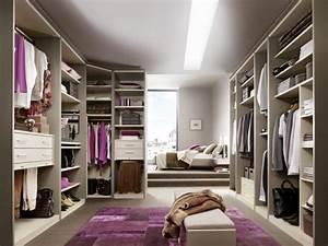 Faire Dressing Dans Une Chambre : 24 id es de dressing pour votre loft ~ Premium-room.com Idées de Décoration
