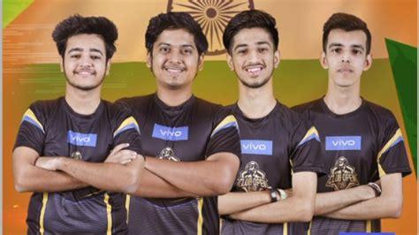 pubg mobile club open  finals indias team soul