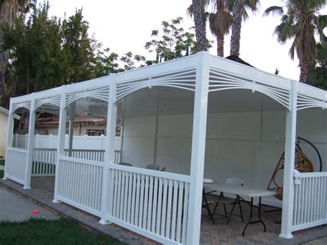 gng vinyl fencing and patio covers patio covers gng