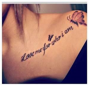 Tattoo Designs For Girls Collarbone | www.pixshark.com ...