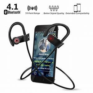 Bluetooth Kopfhörer In Ear Test 2018 : aokey elektronik foto bluetooth kopfh rer 4 1 schwarz ~ Jslefanu.com Haus und Dekorationen