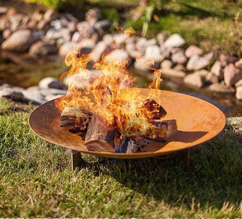 barbecue per giardino braciere o barbecue in acciaio per giardino blfcfi 11